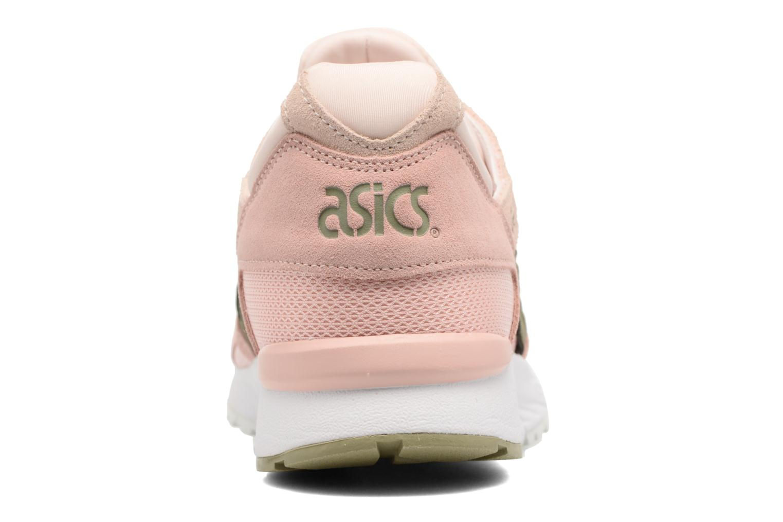 Trainers Asics Gel-Lyte V W Pink view from the right