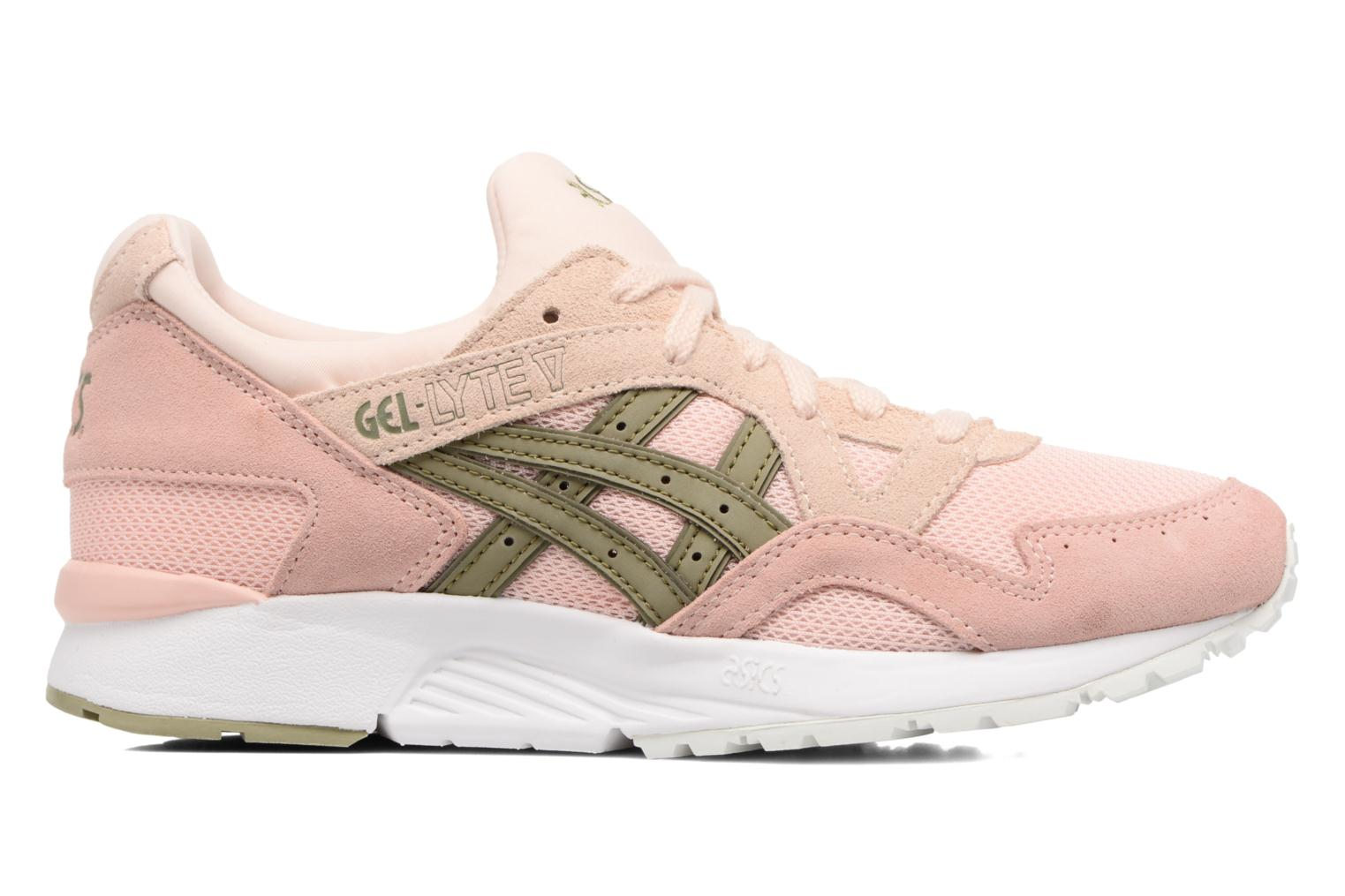 Sneakers Asics Gel-Lyte V W Rosa immagine posteriore