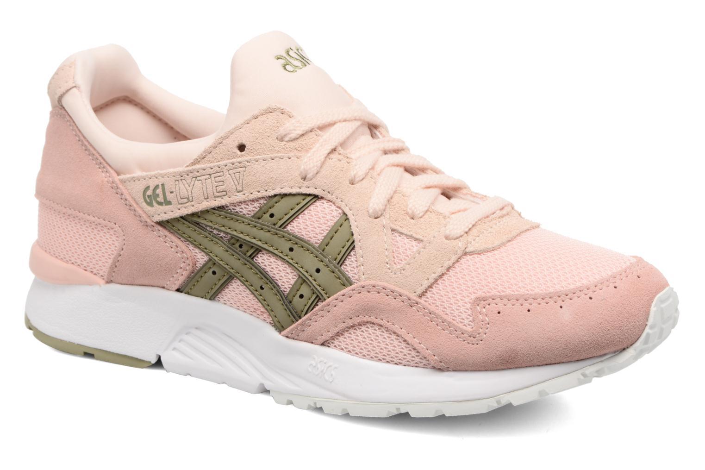 Sneakers Asics Gel-Lyte V W Roze detail