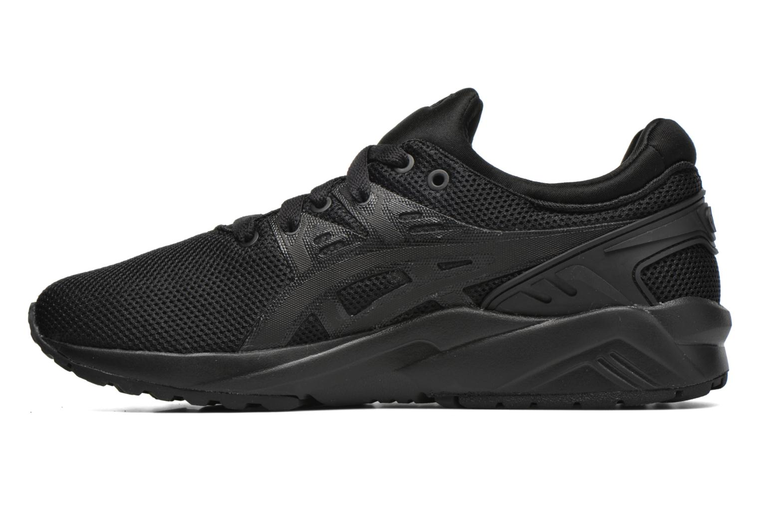 Trainers Asics Gel-Kayano Trainer Evo W Black front view