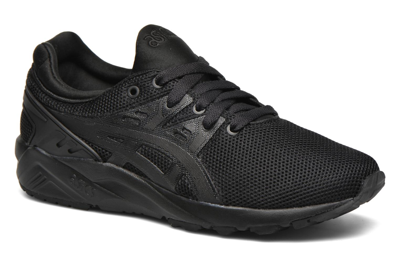 Trainers Asics Gel-Kayano Trainer Evo W Black detailed view/ Pair view