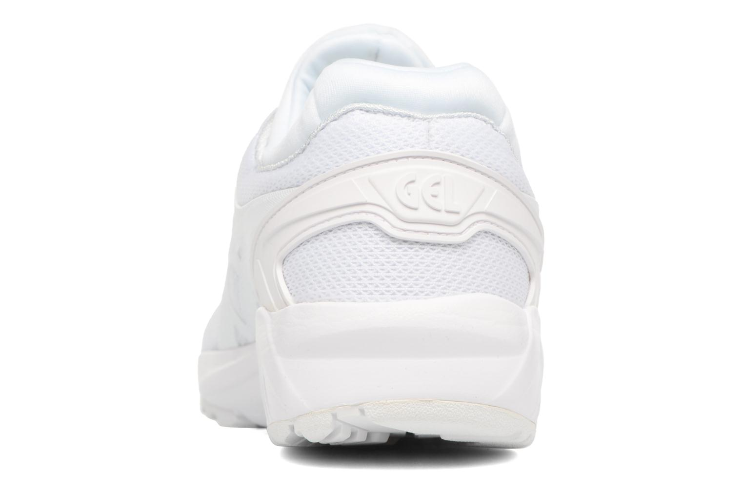 Trainers Asics Gel-Kayano Trainer Evo W White view from the right