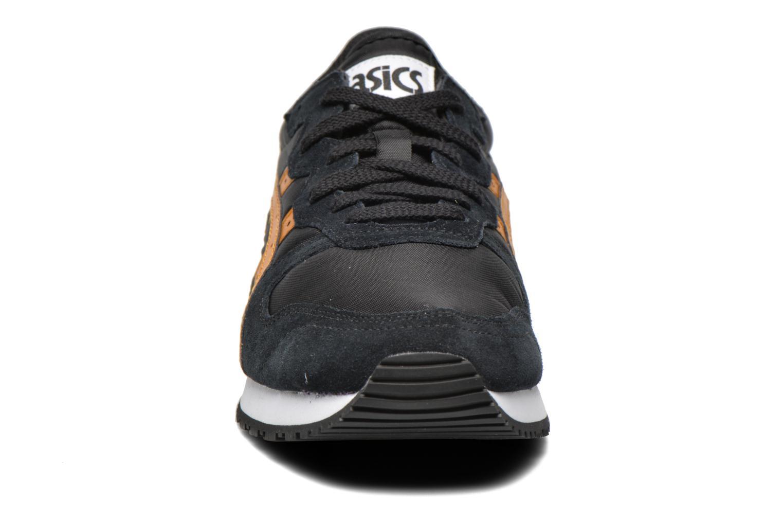 Sneaker Asics Oc Runner schwarz schuhe getragen