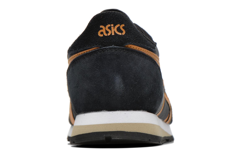 Sneaker Asics Oc Runner schwarz ansicht von rechts
