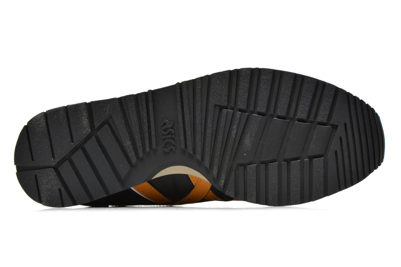 Sneaker Asics Oc Runner schwarz ansicht von oben