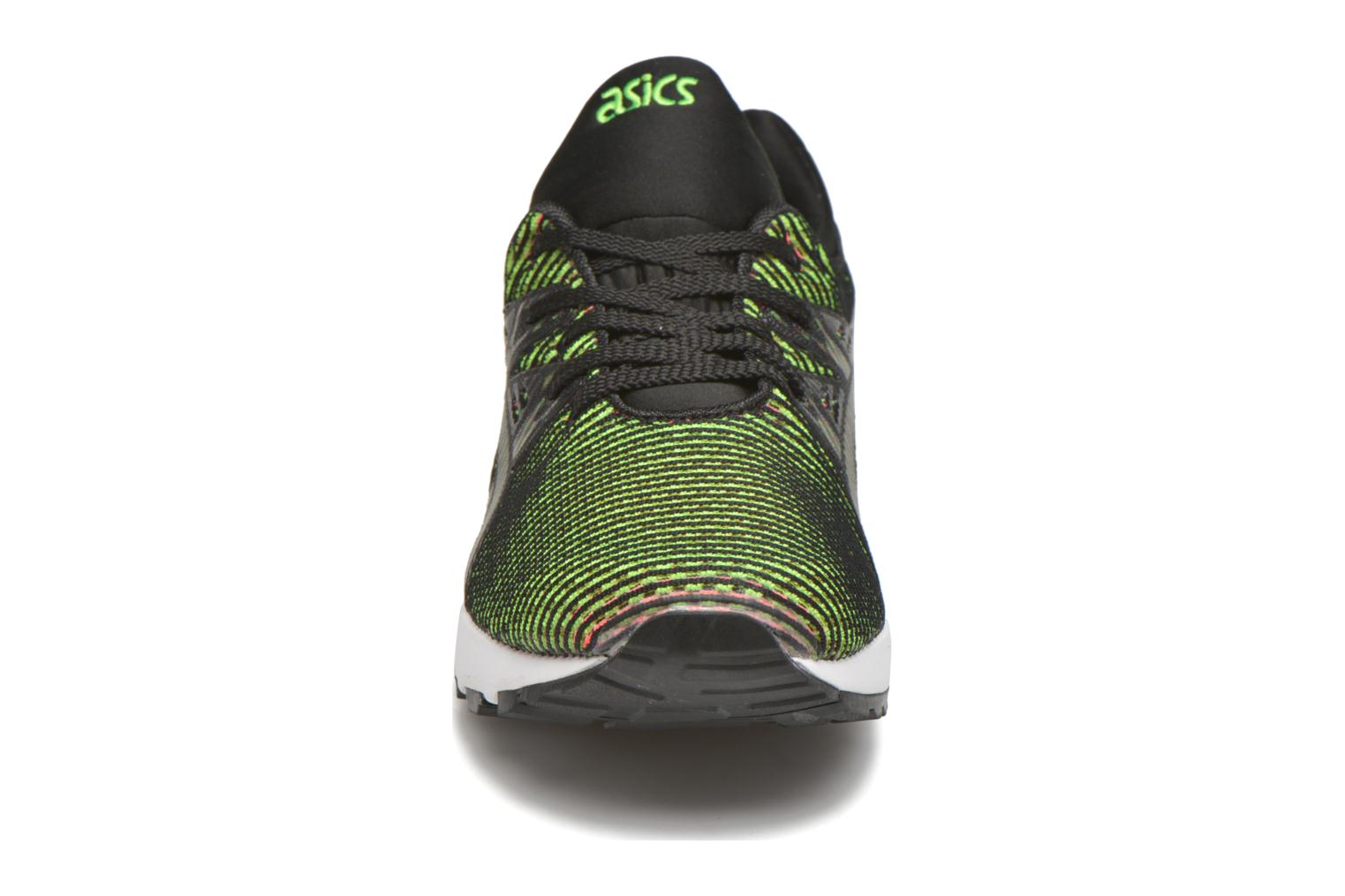 Trainers Asics Gel-Kayano Trainer Evo Green model view