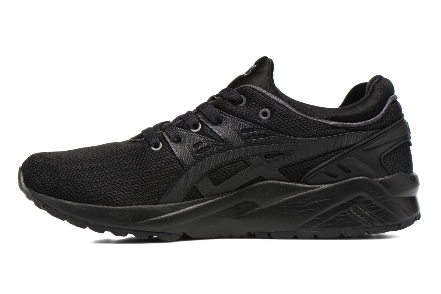 Baskets Asics Gel-Kayano Trainer Evo Noir vue face