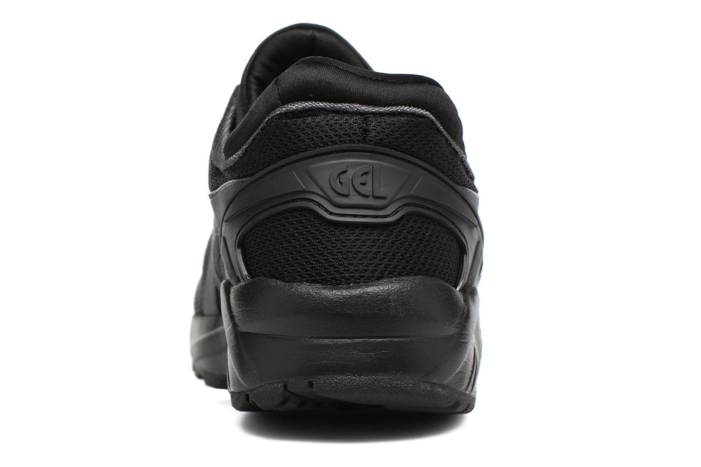 Sneaker Asics Gel-Kayano Trainer Evo schwarz ansicht von rechts