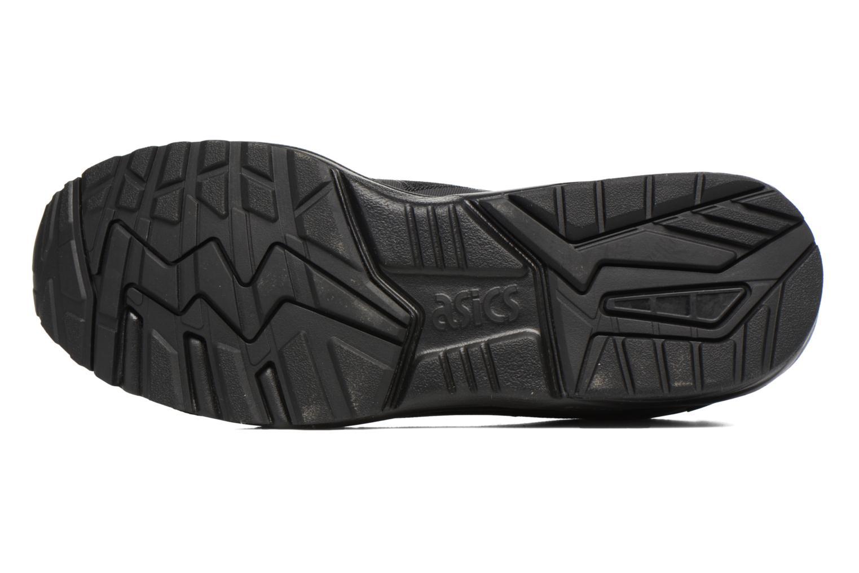 Sneaker Asics Gel-Kayano Trainer Evo schwarz ansicht von oben