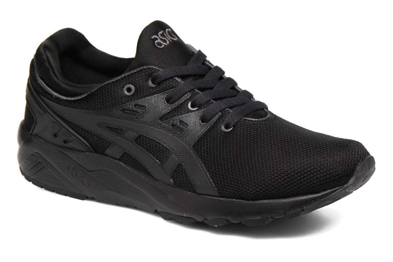 Sneaker Asics Gel-Kayano Trainer Evo schwarz detaillierte ansicht/modell