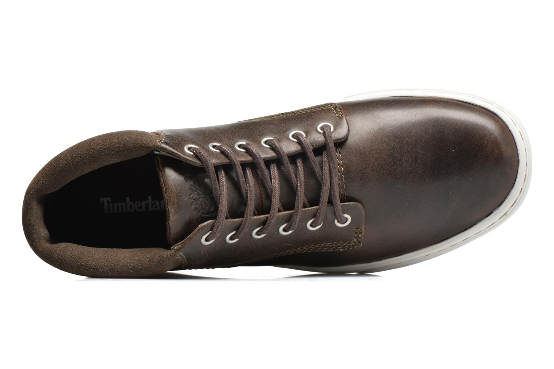 Sneakers Timberland Adventure 2.0 Cupsole Chukka Marrone immagine sinistra