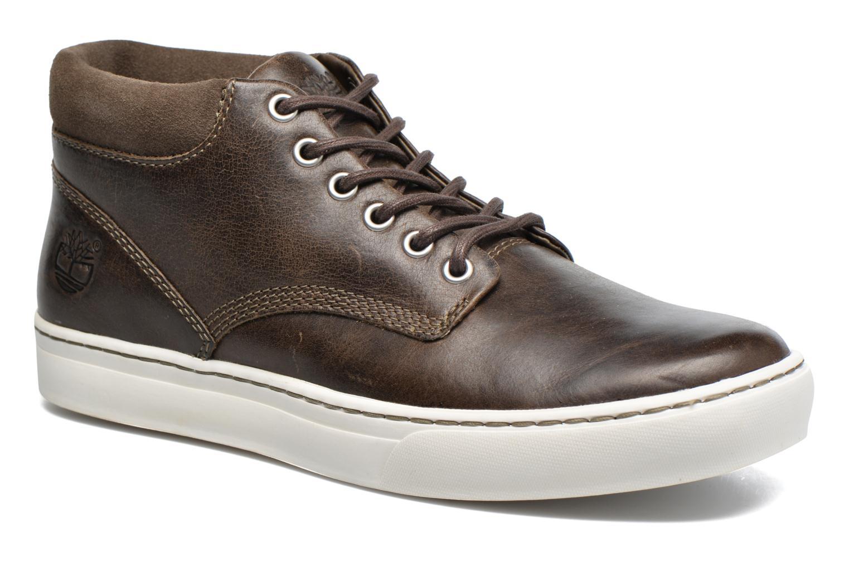 Sneakers Timberland Adventure 2.0 Cupsole Chukka Brun detaljeret billede af skoene