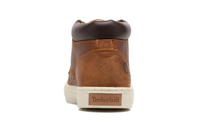 Sneakers Timberland Adventure 2.0 Cupsole Chukka Marrone immagine destra