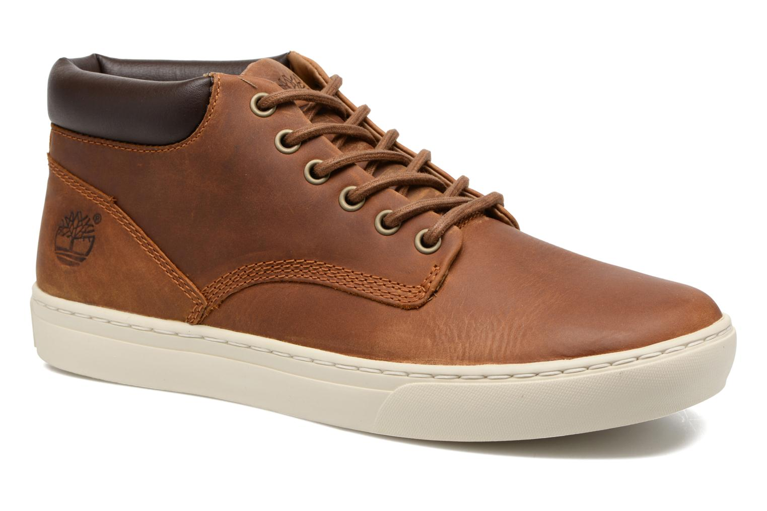 Trainers Timberland Adventure 2.0 Cupsole Chukka Brown detailed view/ Pair view