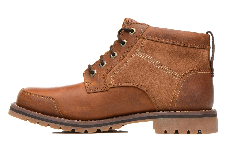 Bottines et boots Timberland Larchmont Chukka Marron vue face
