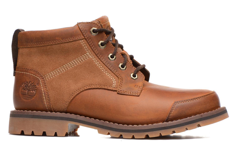 Boots Timberland Larchmont Chukka Brun bild från baksidan