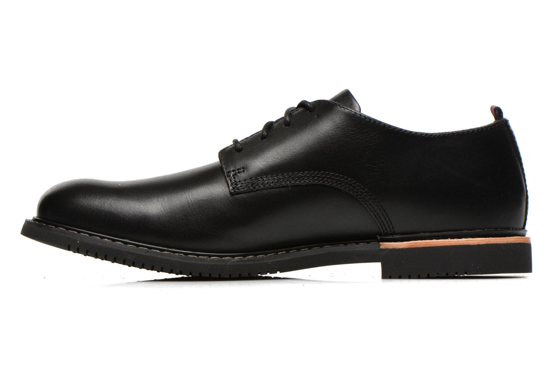 Zapatos con cordones Timberland Brook Park Oxford Negro vista de frente