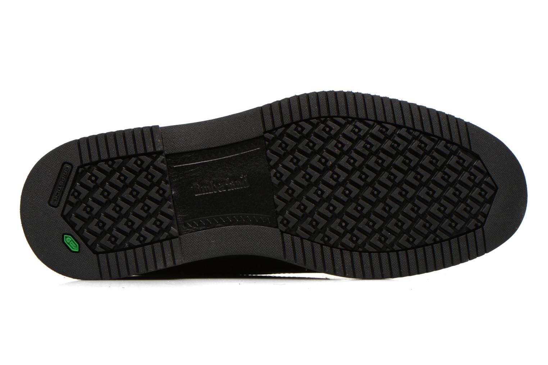 Chaussures à lacets Timberland Brook Park Oxford Noir vue haut