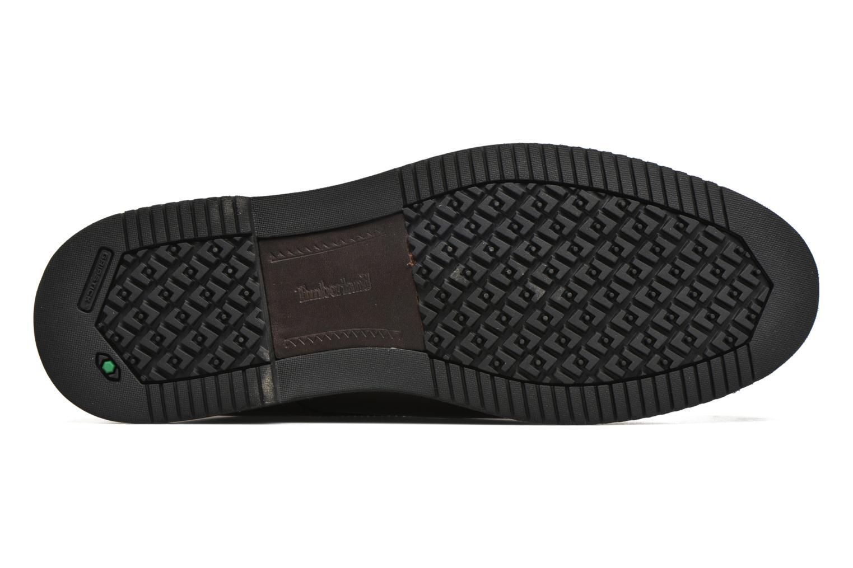 Chaussures à lacets Timberland Brook Park Oxford Marron vue haut