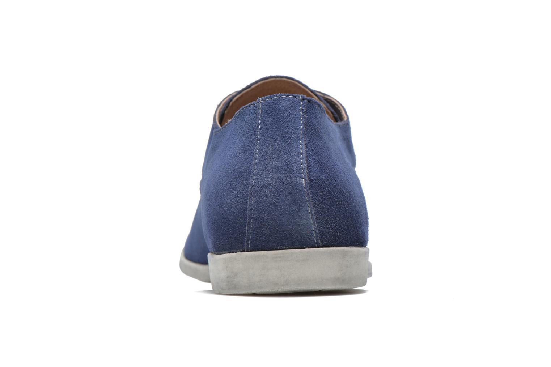 Veterschoenen I Love Shoes THEDY Blauw rechts
