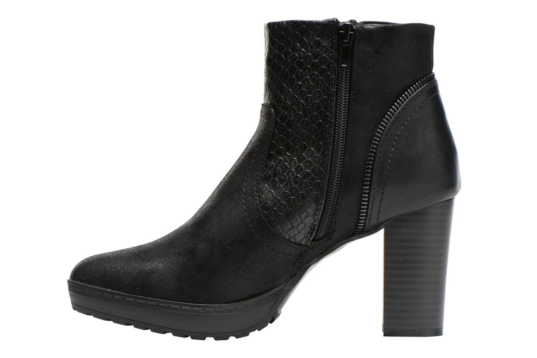 Boots en enkellaarsjes La Strada Lola Zwart voorkant