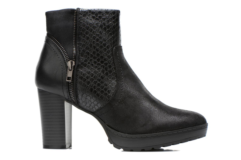 Boots en enkellaarsjes La Strada Lola Zwart achterkant