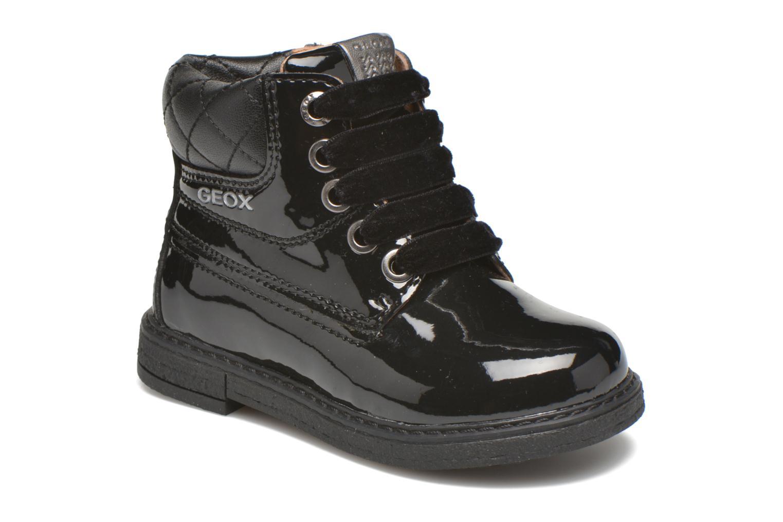 Bottines et boots Geox B Glimmer G.A Noir vue détail/paire
