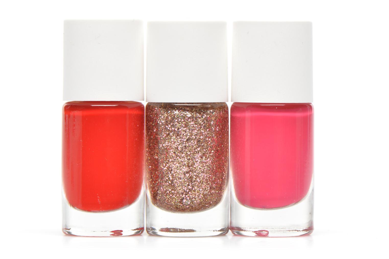 Skønhedspleje Nailmatic Coffret Red Red Wine Multi detaljeret billede af skoene