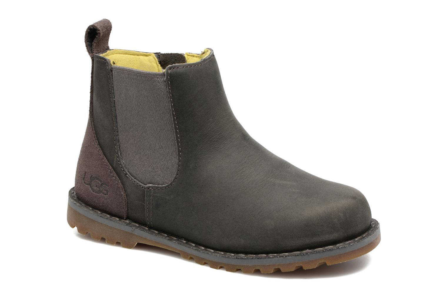 Ankle boots UGG T Callum Grey detailed view/ Pair view