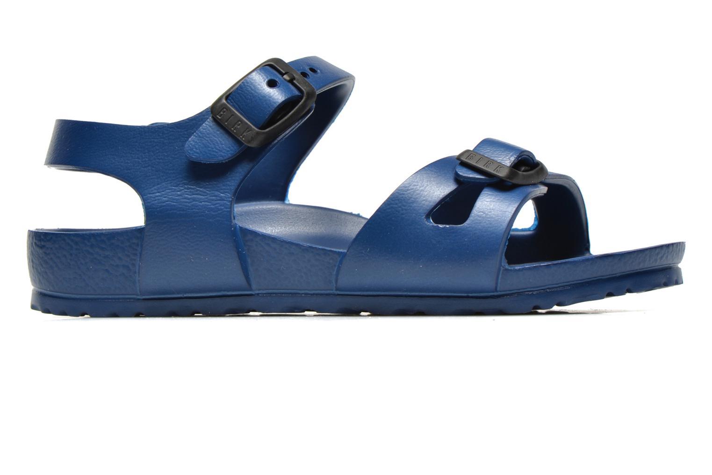 Sandales et nu-pieds Birkenstock Rio EVA Bleu vue derrière