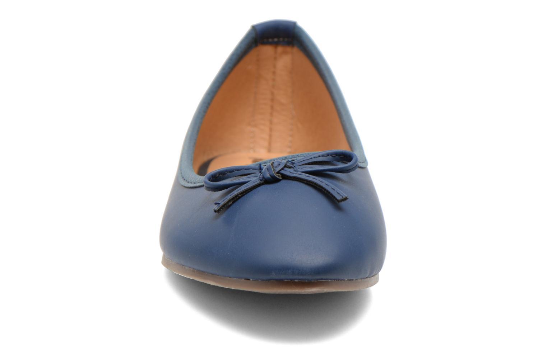 Ballerinas I Love Shoes Suflatine blau schuhe getragen