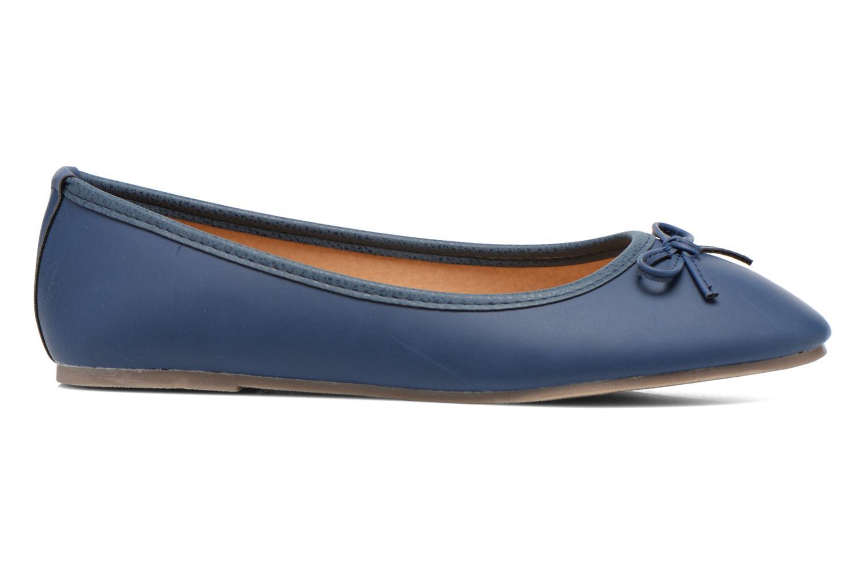 Ballerinas I Love Shoes Suflatine blau ansicht von hinten