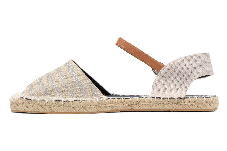 Sandaler I Love Shoes Supik Sølv se forfra