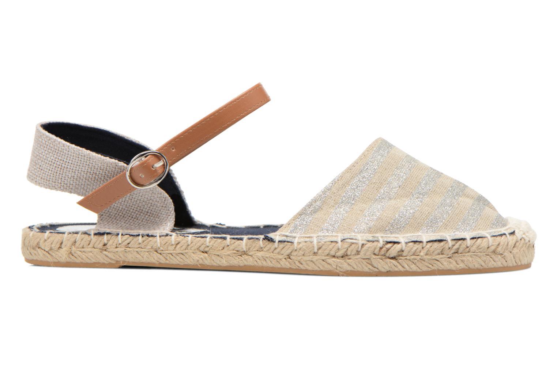 Sandaler I Love Shoes Supik Sølv se bagfra