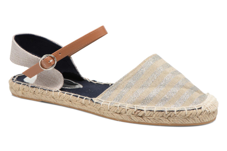 Sandaler I Love Shoes Supik Sølv detaljeret billede af skoene