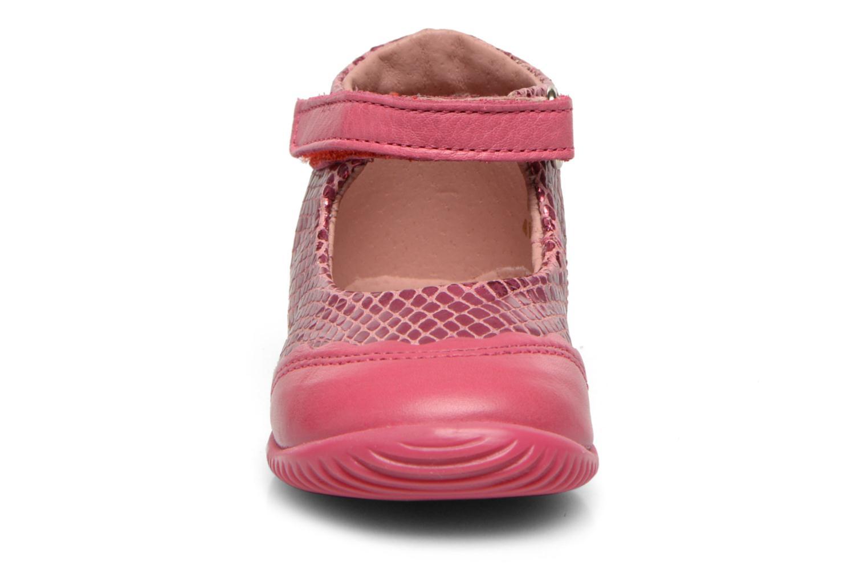 Ballerinaer Aster Deonia Pink se skoene på