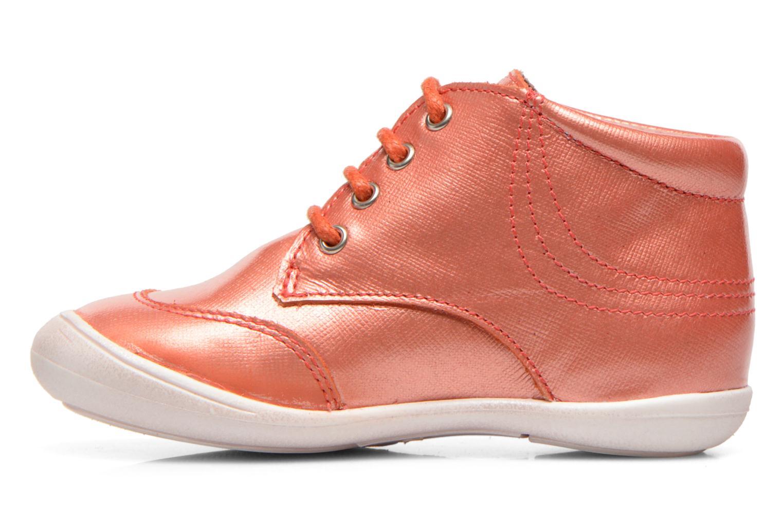 Bottines et boots Aster Mira Orange vue face