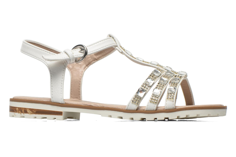 Sandalen I Love Shoes Sutrass Wit achterkant