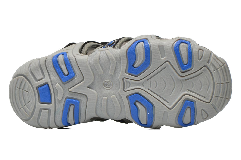 Sandalen I Love Shoes Sulivo grau ansicht von oben