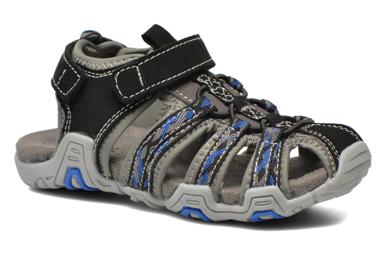 Sandales et nu-pieds I Love Shoes Sulivo Gris vue détail/paire