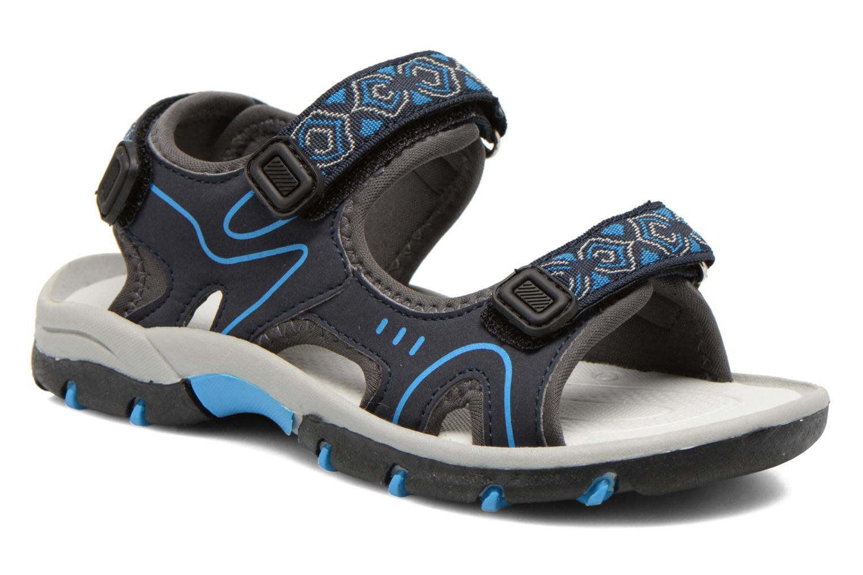 Sandalen I Love Shoes Suriver blau detaillierte ansicht/modell