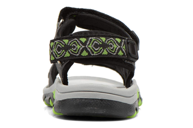 Sandales et nu-pieds I Love Shoes Suriver Gris vue droite