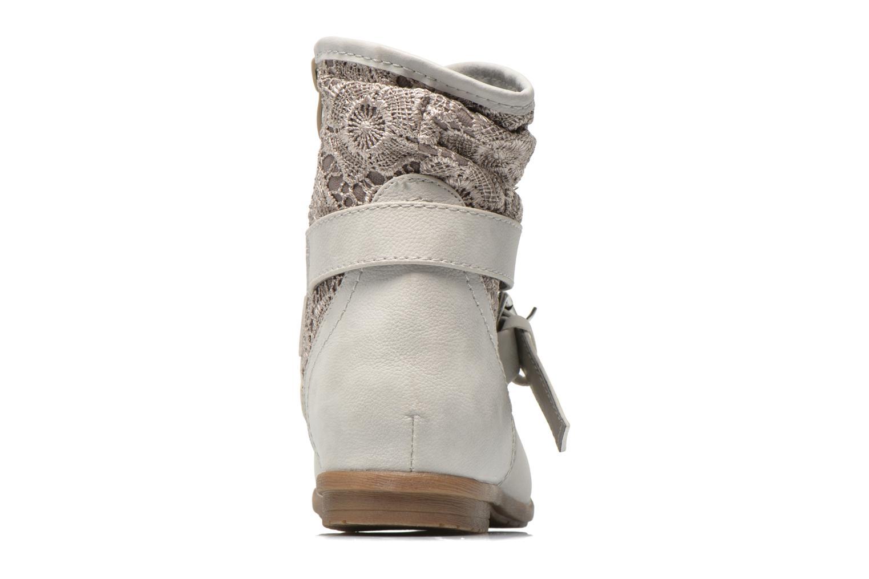Ankelstøvler I Love Shoes Sudentel Grå Se fra højre