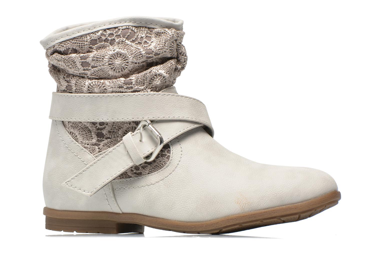 Ankelstøvler I Love Shoes Sudentel Grå se bagfra