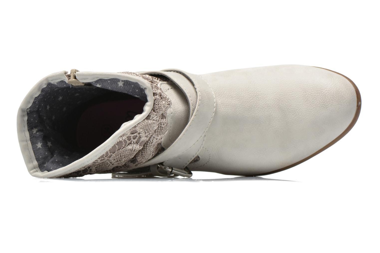 Ankelstøvler I Love Shoes Sudentel Grå se fra venstre