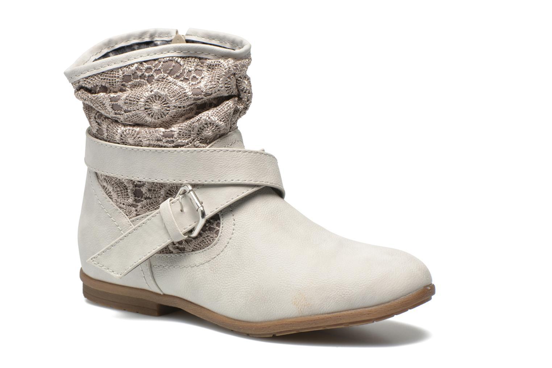 Ankelstøvler I Love Shoes Sudentel Grå detaljeret billede af skoene