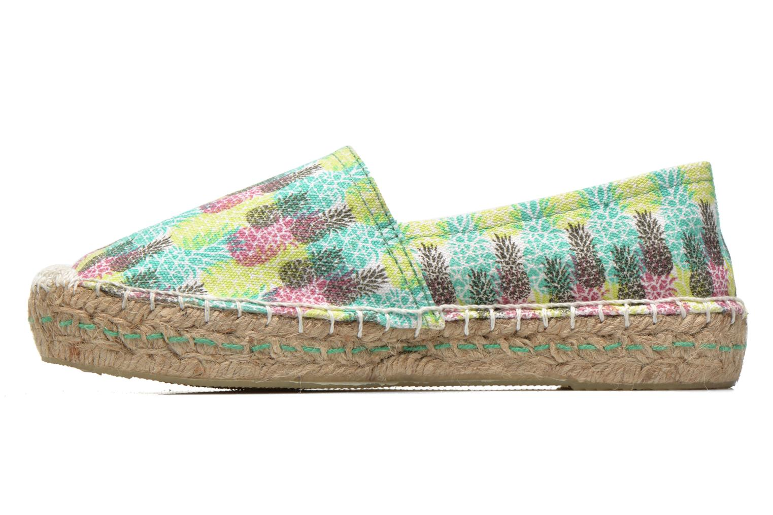 Espadrilles Coolway Jacobe Multicolor front view