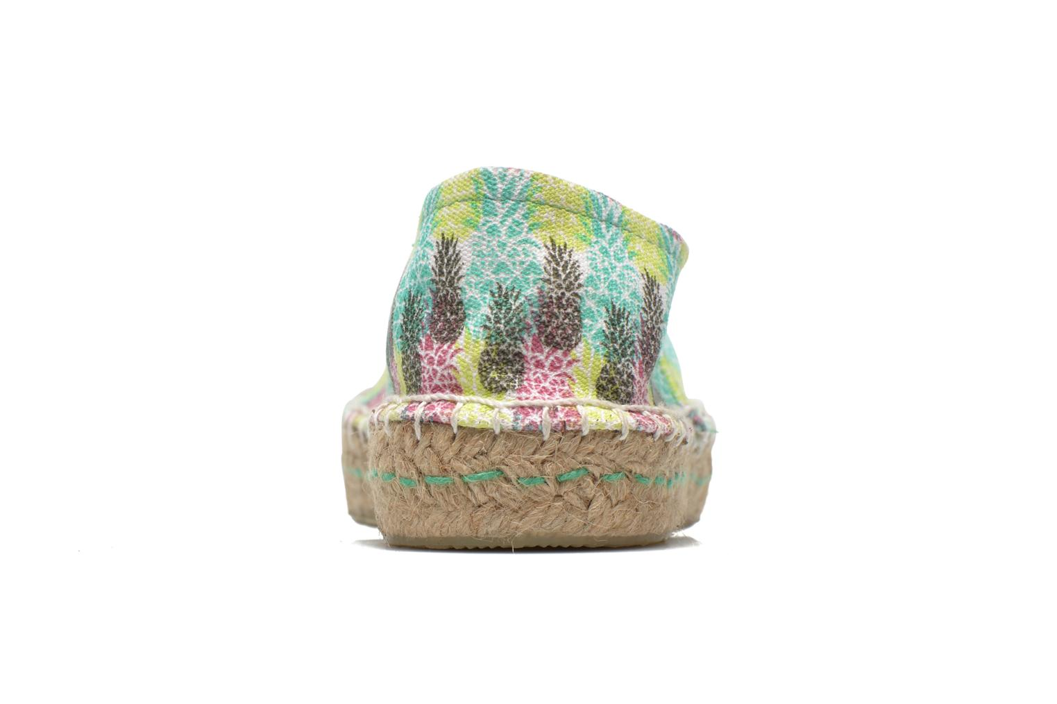 Espadrilles Coolway Jacobe Multicolor view from the right