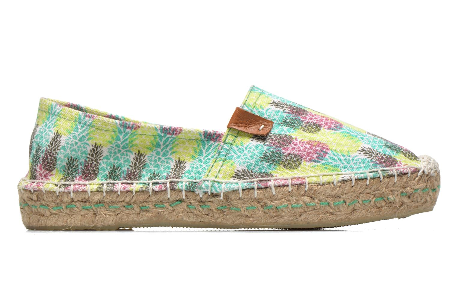 Espadrilles Coolway Jacobe Multicolor back view