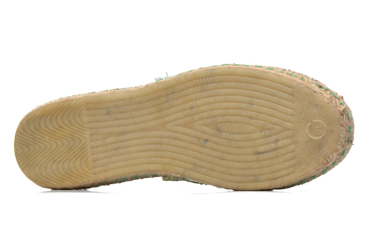 Espadrilles Coolway Jacobe Multicolor view from above